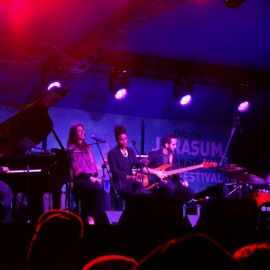 גלריה של Sep 2014 South Korea @Jarasum International Jazz Festival