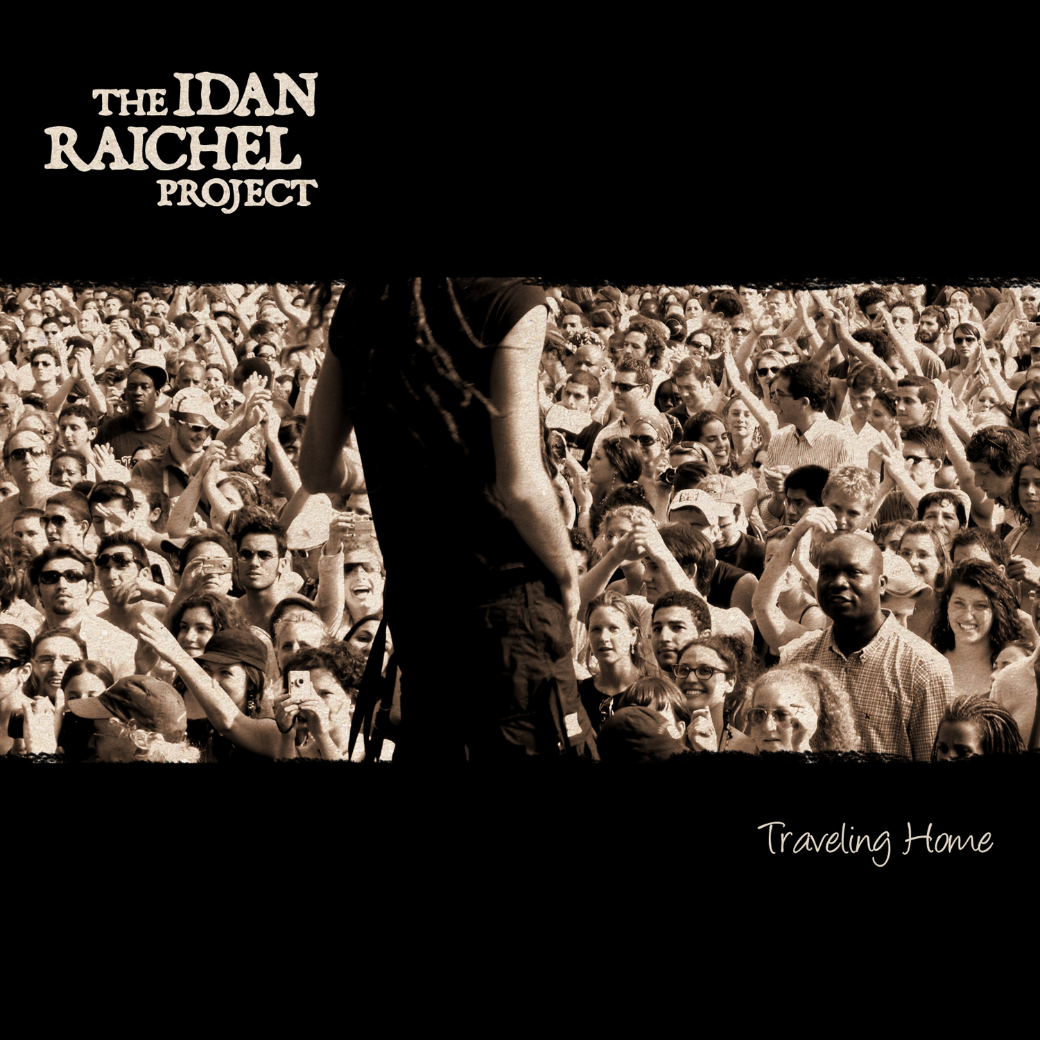 Album The Idan Raichel Project – Traveling Home patr 1 Cover