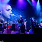 גלריה של Idan Raichel Project, Hangar 11 TLV Feb 16